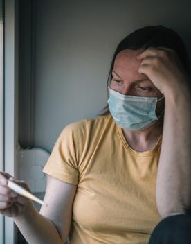 Un paziente su dieci ha postumi 8 mesi dopo aver contratto il virus