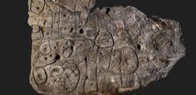 La mappa più antica d'Europa è incisa su una lastra funeraria