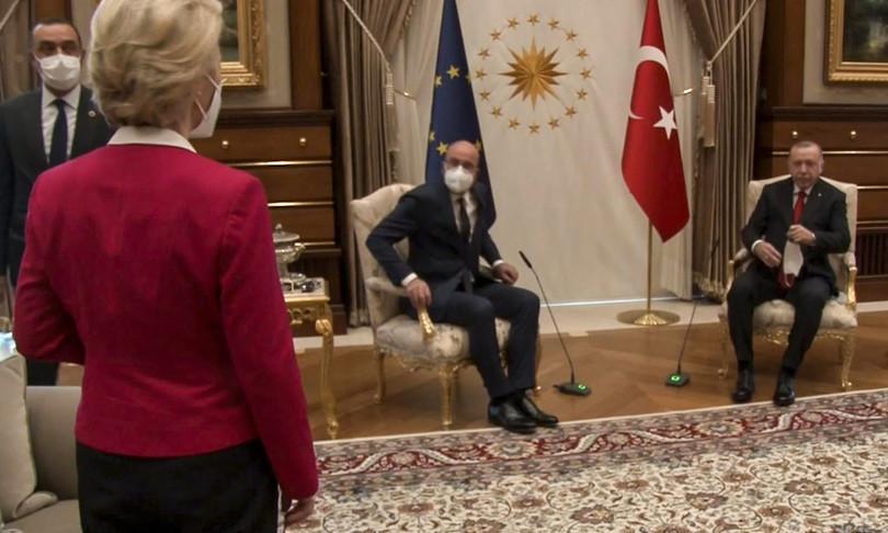 turchia draghi erdogan dittatore convocato ambasciatore