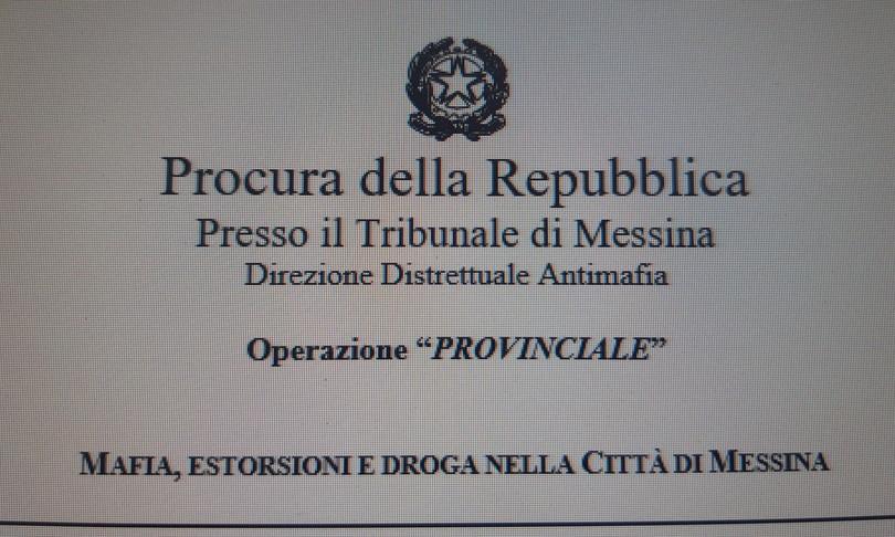 mafia messina lockdown