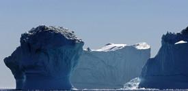 Un terzo dei ghiacci dell'Antartide a rischio collasso