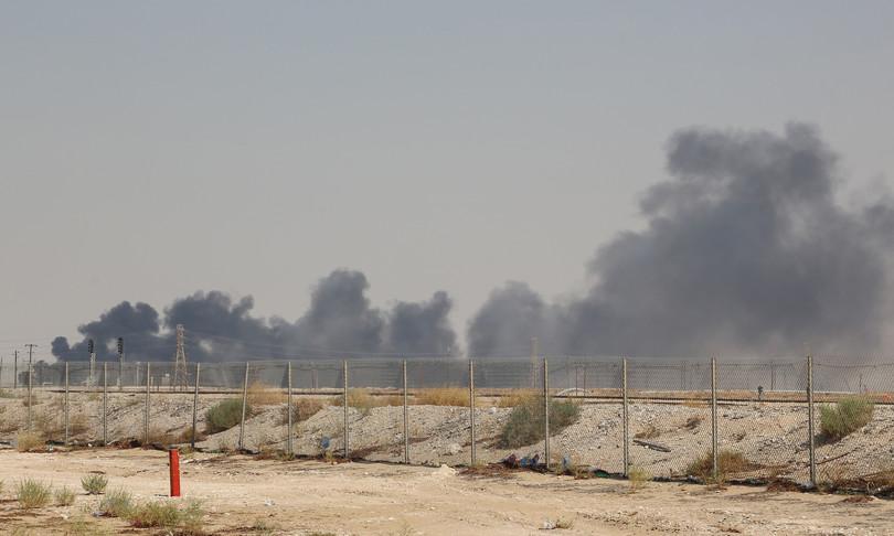 yemenattaccato sito aramcoarabia saudita