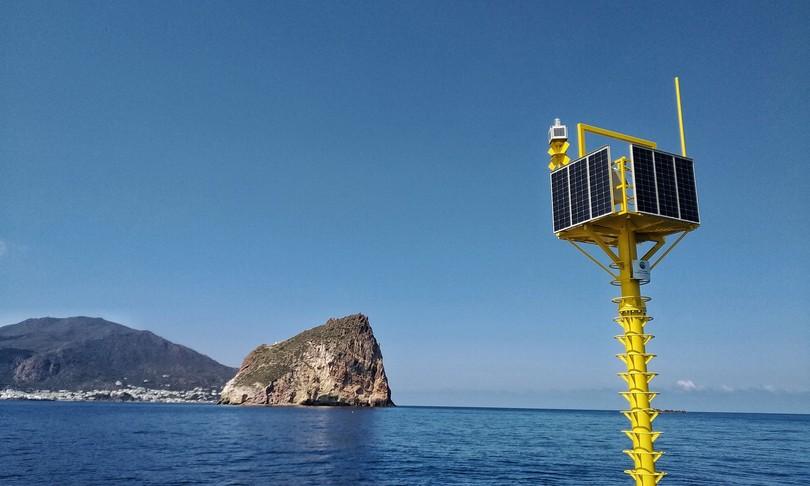 monitoraggio sottomarinoPanarea