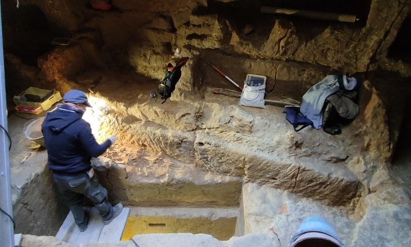 messina scavi scoperta necropoli ellenistico romana