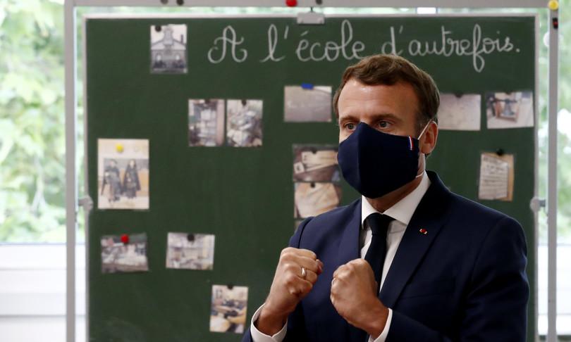 Covid Francia 10 sedute psicologo gratis bambini depressi
