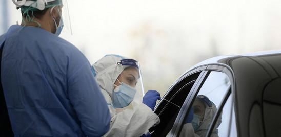 In Italia 16.974 nuovi casi e 380 decessi, il tasso di positività sale al 5,3%