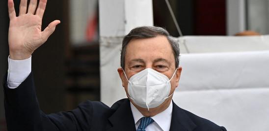 Draghi: nel governo serve unità