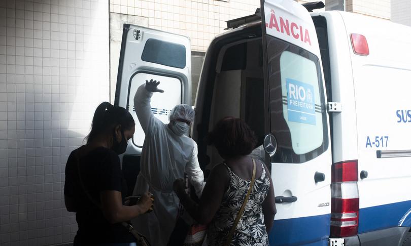 brasile pazienti intubati covid