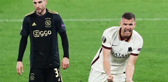 Europa League: la Roma va in seminifinale, 1-1 con l'Ajax