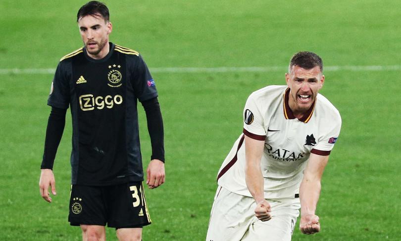 roma ajax europa leaguesemifinale