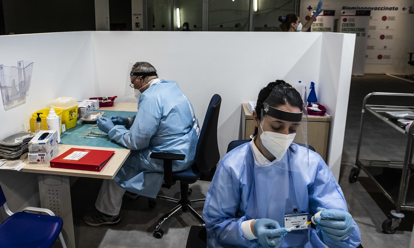 nuovo antivirale orale pazienti covid