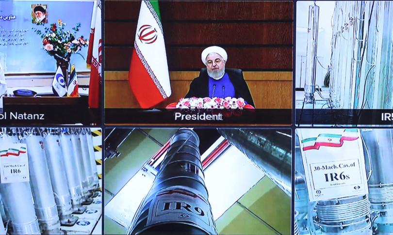 iran comincia arricchimento uranio