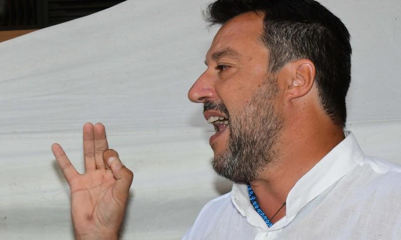 Open Arms Salvini aula bunker Palermo udienza