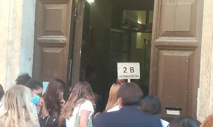 Roma sperimentazione strade scolastiche