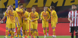 Il Barcellona trionfa in Coppa del Re, 4-0 all'Athletic