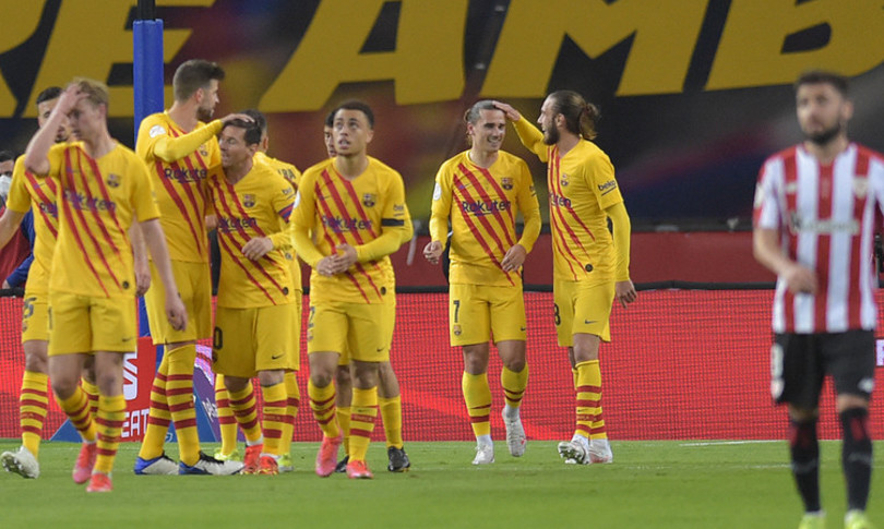 barcellona vince coppa re battuto athletic