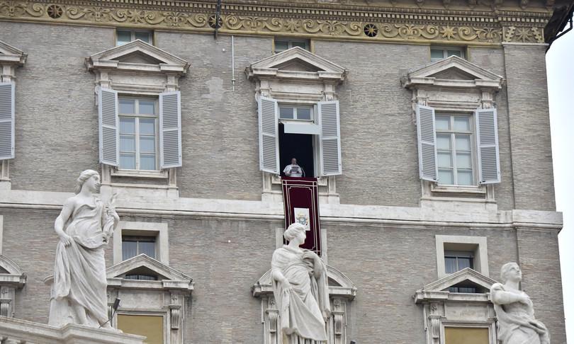 regina coeli papa stuporestato animo chi guarda dio