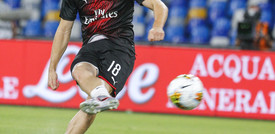 Il Milan beffa 2-1 un buon Genoa e 'blinda' il secondo posto