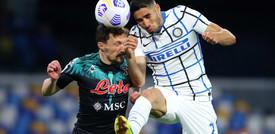 Pari tra Napoli e Inter, al Maradona finisce 1-1