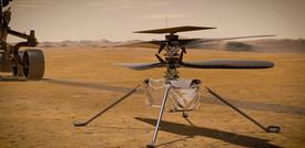 Il volo su Marte del drone della NasaIngenuity, La DIRETTA