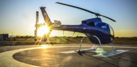 È made in Italy l'elicottero con paracadute balistico che piace agli Usa