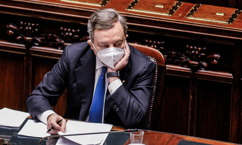 Draghi Recovery decretoCovidCdm