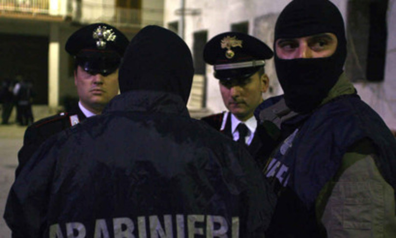 Ndrangheta blitz contro cosca PescediRosarnoarresti