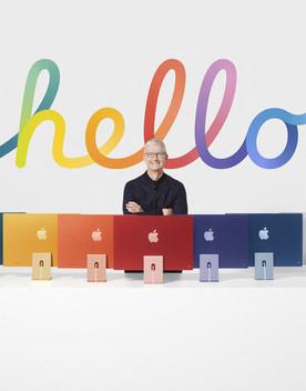 Dagli AirTagper oggetti smarriti ai nuovi Mac e iPad Pro, Apple lancia i nuovi prodotti