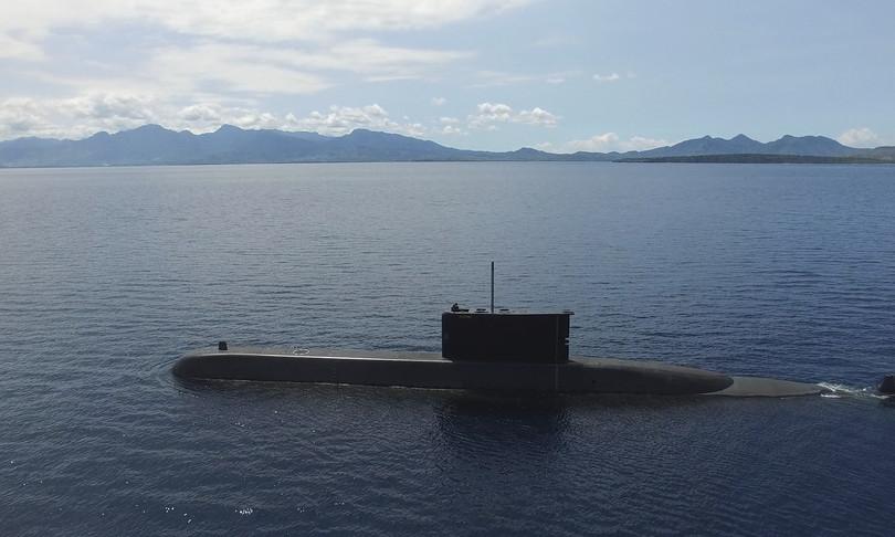 marina indonesiana persocontatti sottomarino