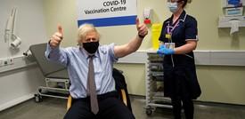 Dopo tre settimane dalla somministrazione del vaccino viene ricoverato meno del 2%
