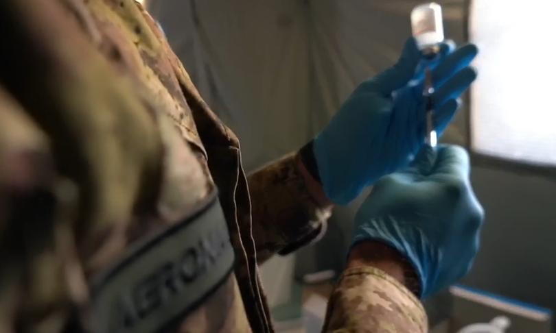 aeronautica vaccinazione domiciliare milano
