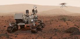 Perseveranceè riuscita a estrarre ossigeno dall'atmosfera di Marte