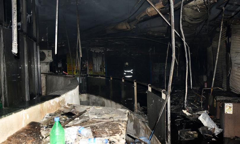 covidincendio in ospedale a Mumbai morti pazienti