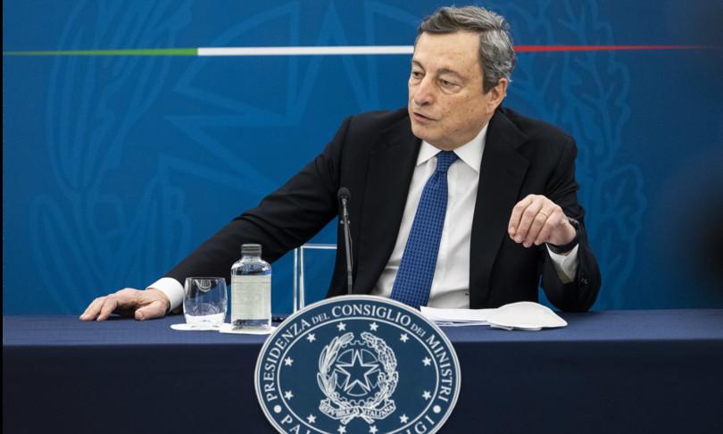 bozza recovery draghi sfida paese moderno