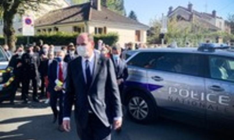 Francia terrorismo accoltellamento emmanuelmacron