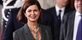 """Laura Boldrinidopo l'intervento al femore, """"un'amica mi ha salvato dal tumore"""""""