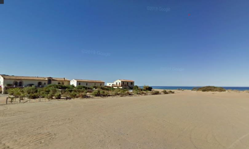 sparisce hotel colonnello dune 5 stelle