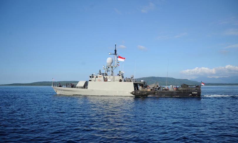 sottomarino scomparso indonesia affondato