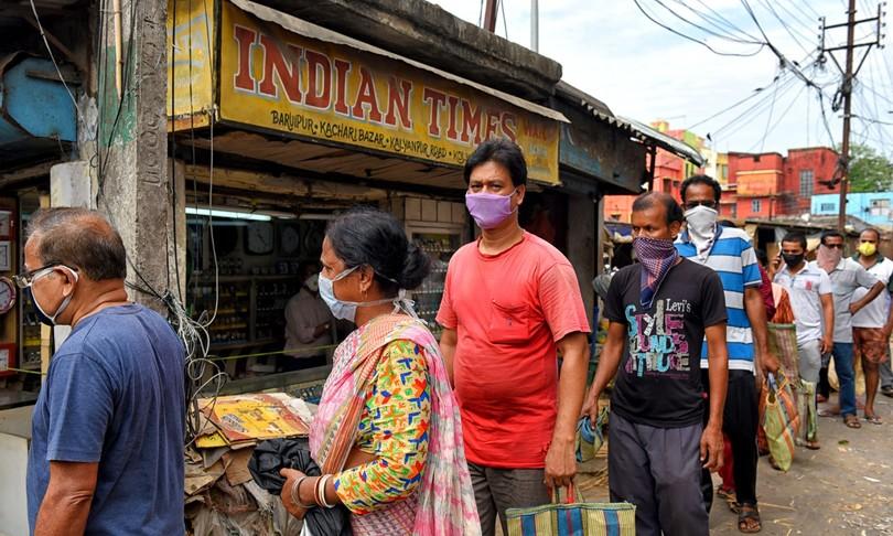India nuova variante contagi Covid