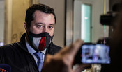 """Il leader della Lega: """"Siamo leali con Mario Draghima non muti né zitti né ipocriti"""" e """"dall'interno possiamo modificare le sceltesbagliatedi qualche ministro"""""""