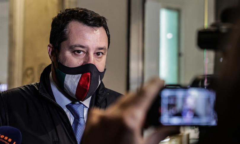 Salvini dentro governo cancelleremo coprifuoco leali draghi