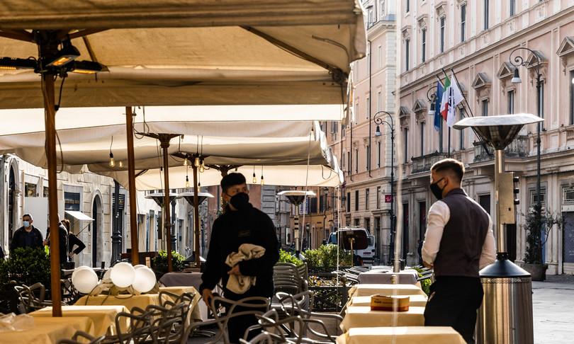 Italia risveglia gialla come riapre riparte