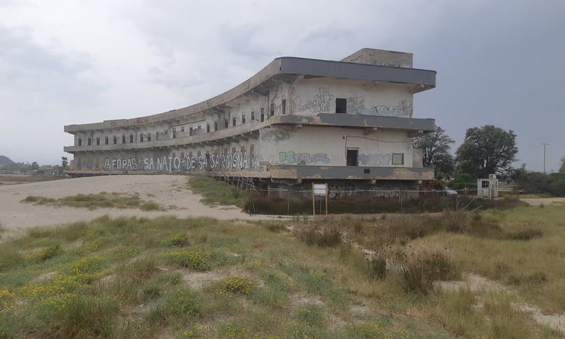 'Colonia Dux' Cagliari abbandono