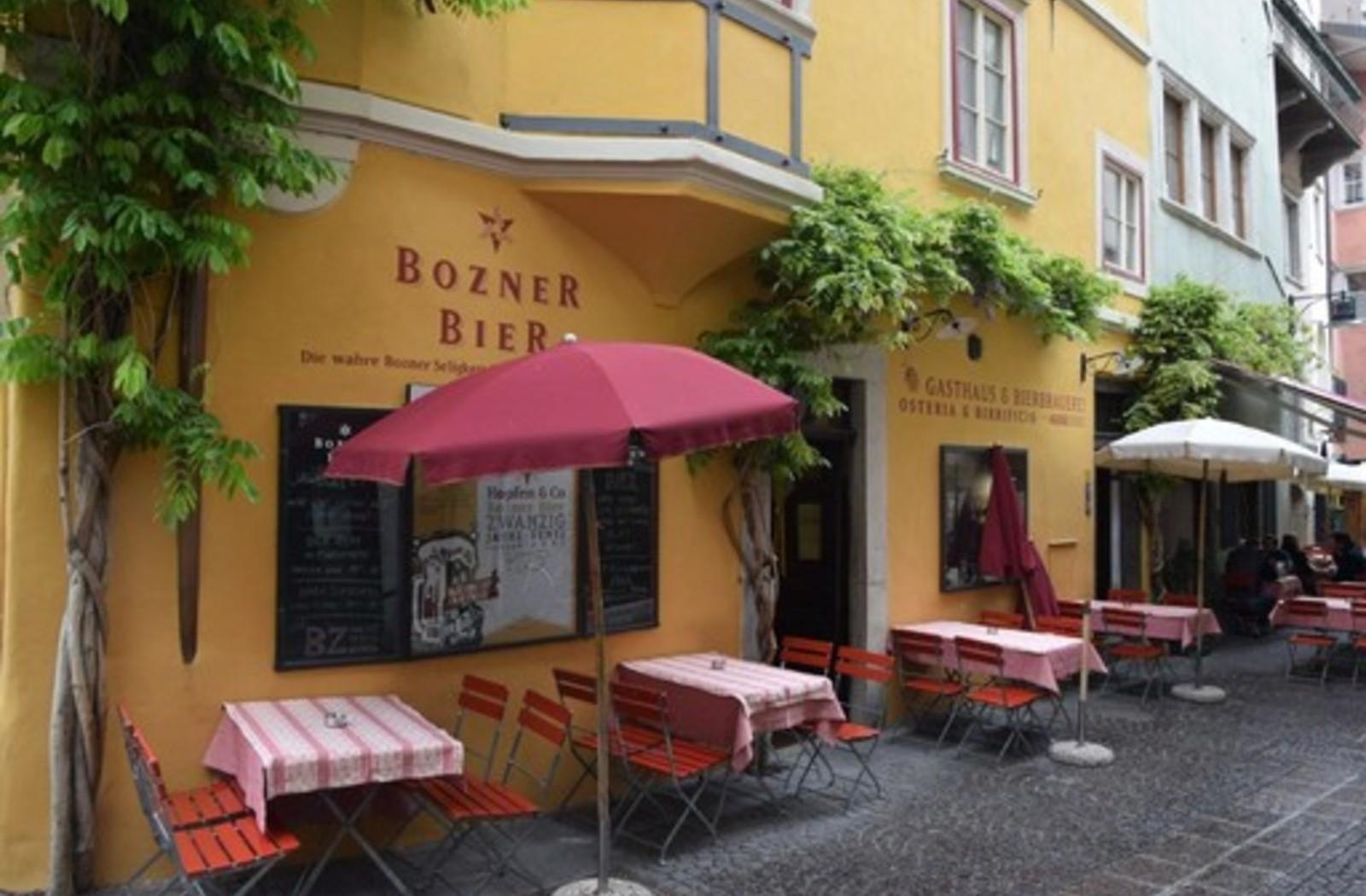Le riaperture a Bolzano
