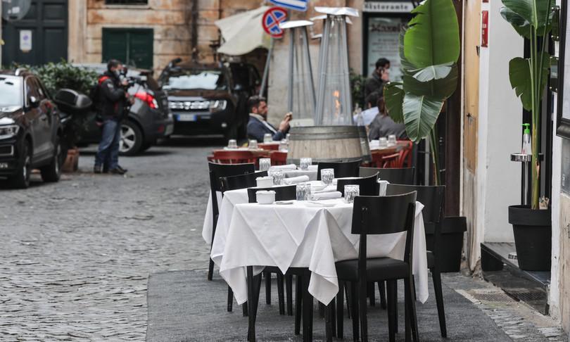 italiani torneranno ristorante entre tre settimane