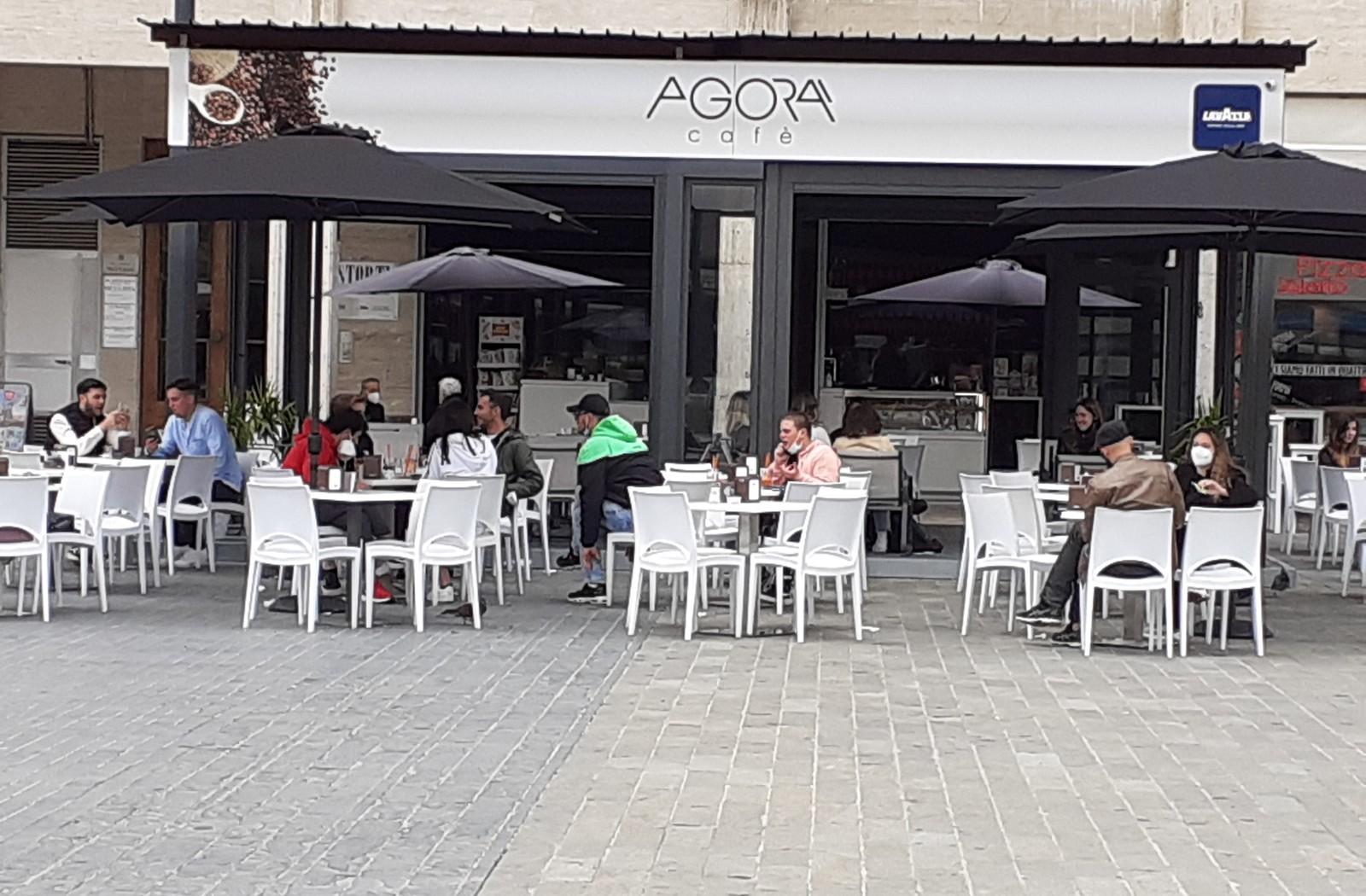 Le riaperture a Pescara