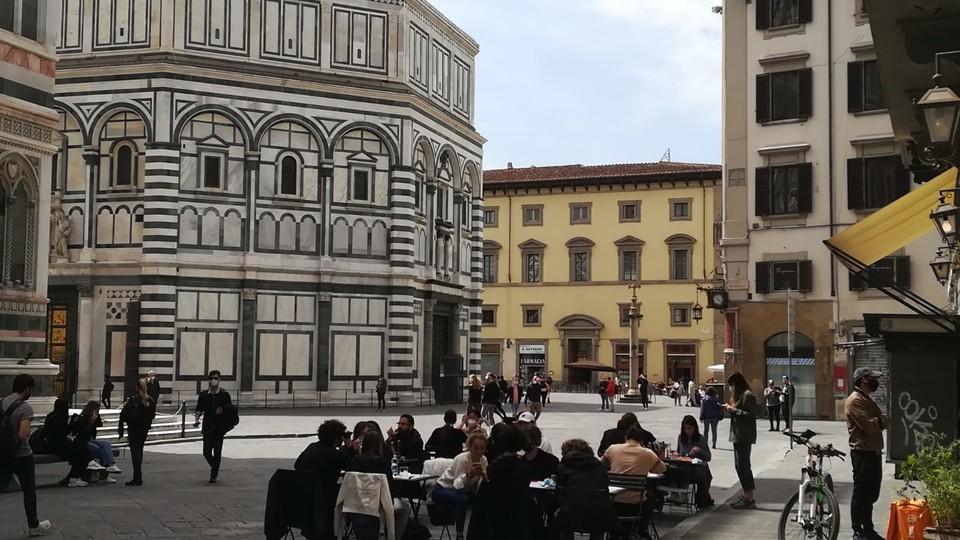 Le riaperture a Firenze