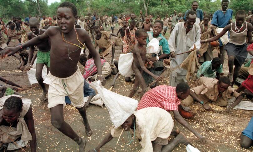 teak oro verde guerra civile sud sudan