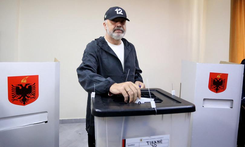 edi rama vince elezioni albania terzo mandato