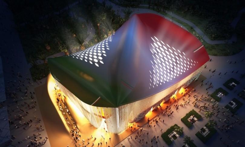 di maio inaugura padiglione expo orgoglio italia